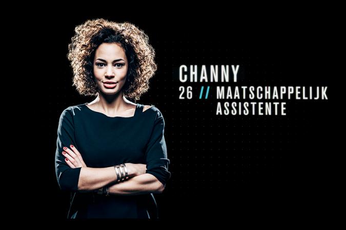 Channy (26) uit Hechtel