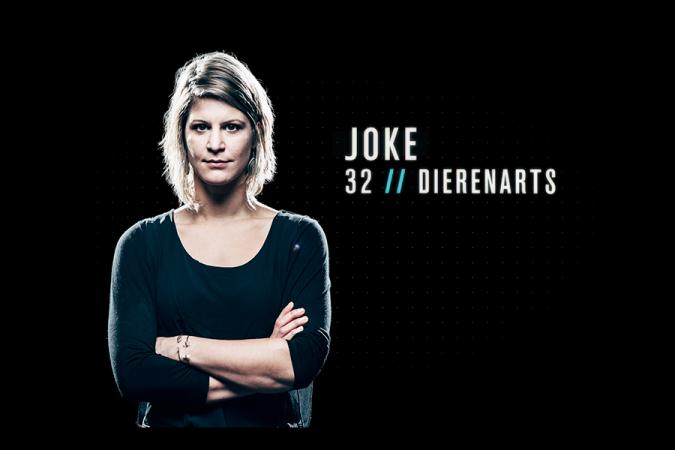 Joke (32) uit Tielt