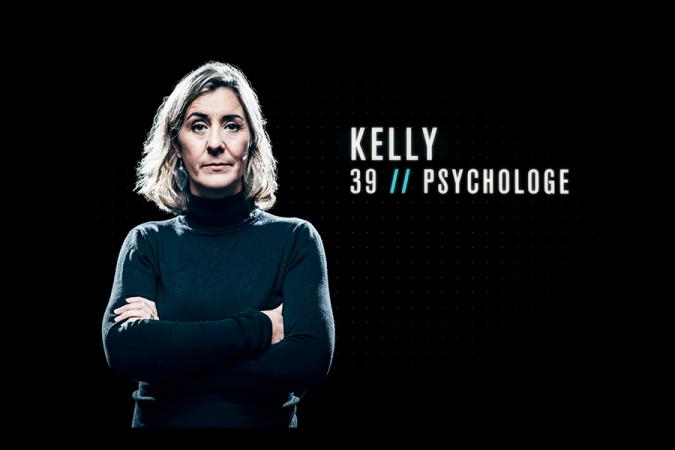 Kelly (39) uit Laarne