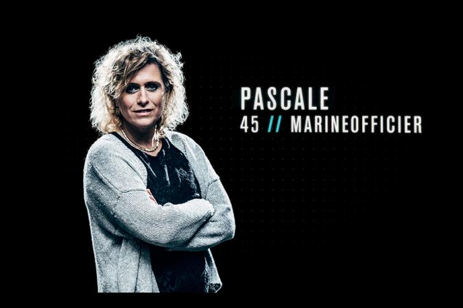 Pascale (45) uit De Haan