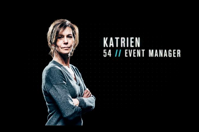 Katrien (45) uit Bilzen
