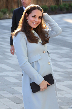 Zwanger van prinses Charlotte: in januari 2015