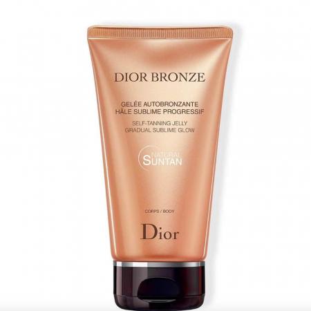Dior Bronze Self Tanning Jelly Gradual