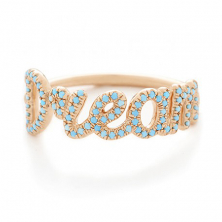 Ring met <em>Dream</em>