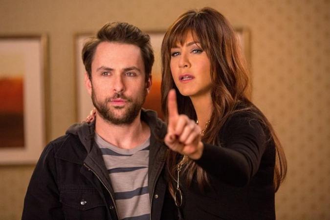 Jennifer Aniston aka Julia Harris dans 'Comment tuer son boss'