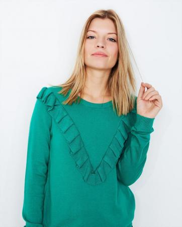 Een lichte trui