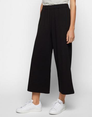 Een classy broek tot aan de enkels