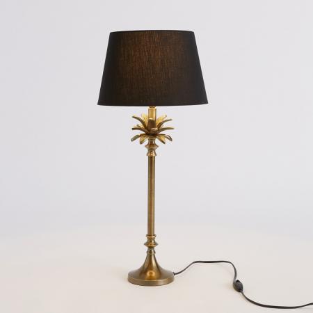 Lampe sur pied palmier