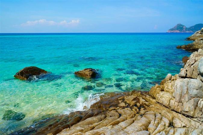 Côn Sôn, archipel de Côn Đảo, Vietnam