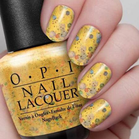 O.P.I.pineapples have pealings too