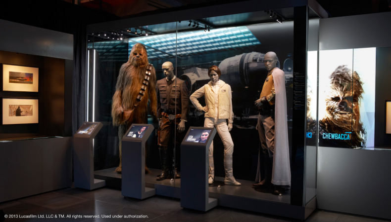 Expo Star Wars Identities – BRUXELLES