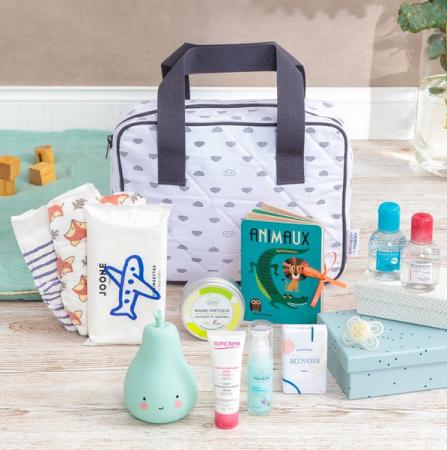 Un coffret pour maman et bébé remplit de trésors – Birchbox