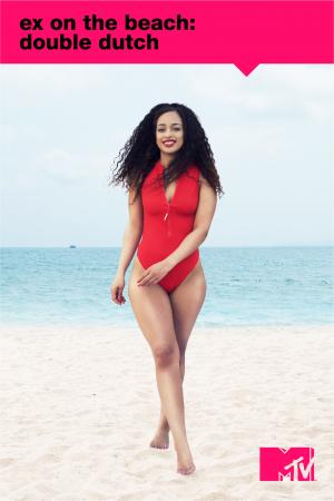 'Ex on the Beach: Double Dutch':Channah