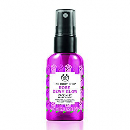 The Body Shop Face Mist Rose Dewy Glow