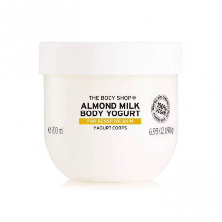The Body Shop Body Yogurt Almond Milk