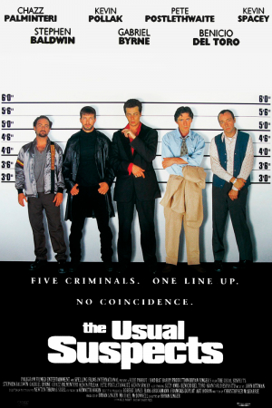 The Usual Suspects – 1995