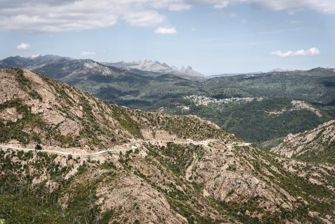 4. Bochten tellen in Alta Rocca