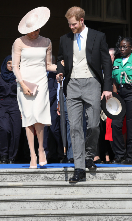 70ste verjaardagsfeest prins Charles