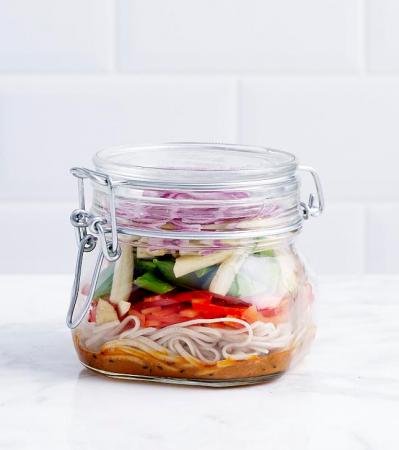 Woensdag: Oosterse salade