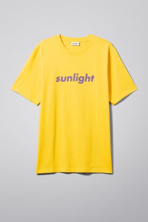 Frank Pride t-shirt, SUNLIGHT