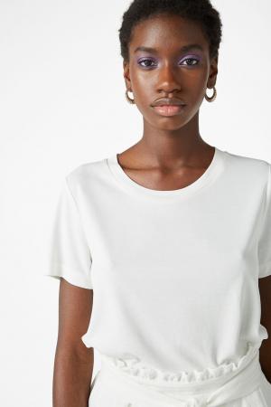 Basic wit T-shirt