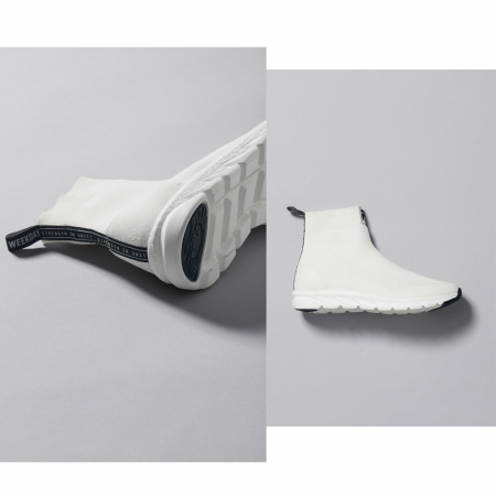 Florence sock shoes, FILA x Weekday