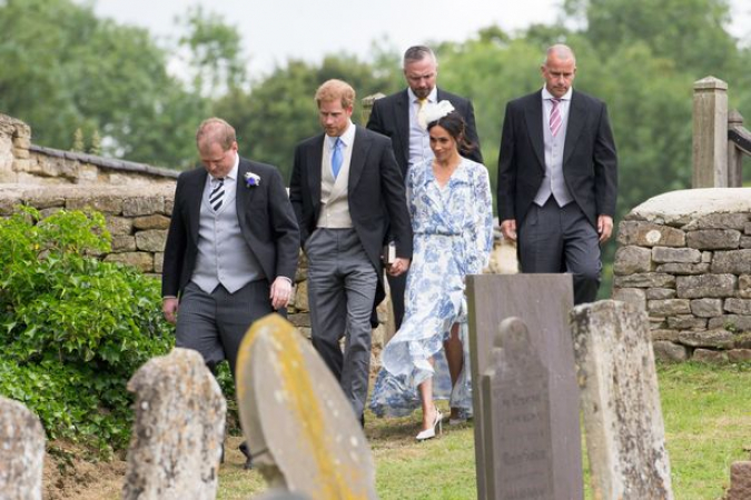 Wedding date prins Harry en Meghan Markle