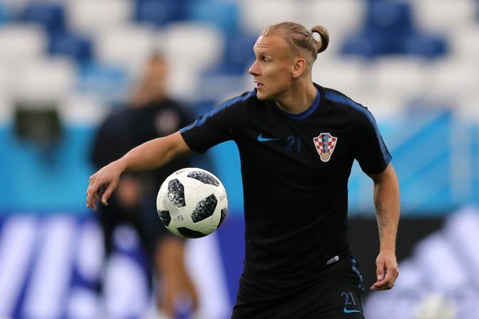 Domagoj Vida (Kroatië)