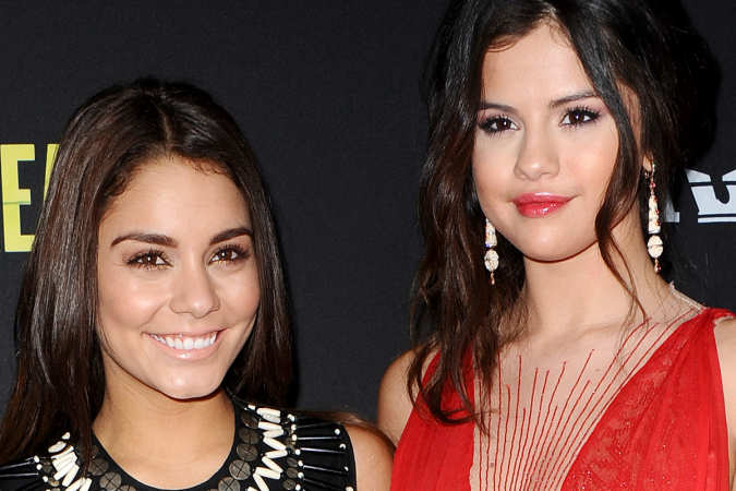 Vanessa Hudgens et Selena Gomez