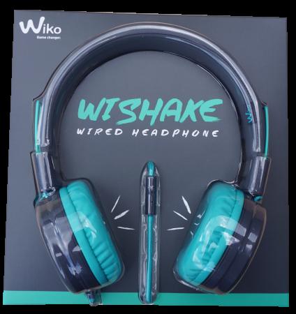 2. Le casque audio Wiko