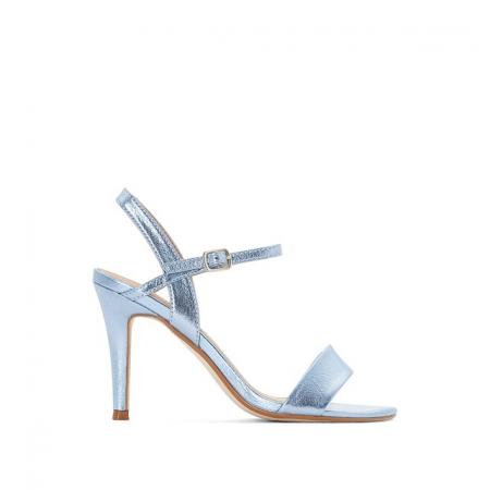 Sandales métalliques