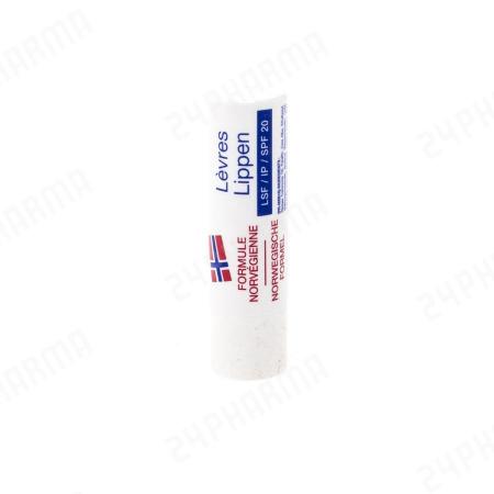 Bescherming voor de lippen: lippenbalsem met SPF 20