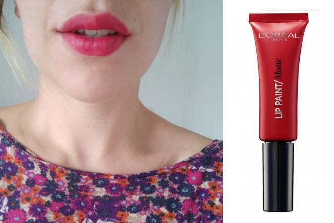 L'Oréal Paris Lip Paint Red Actually