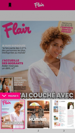 Flair Magazine App