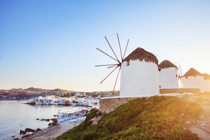 9. Mykonos – Grèce