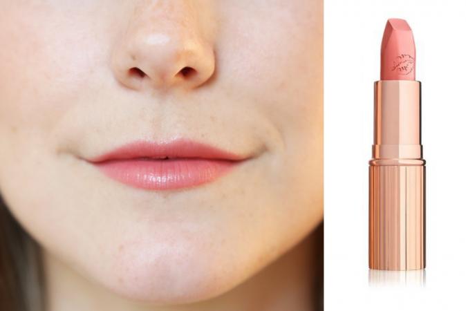Hot lips in Kidman's Kiss vanCharlotte Tilbury