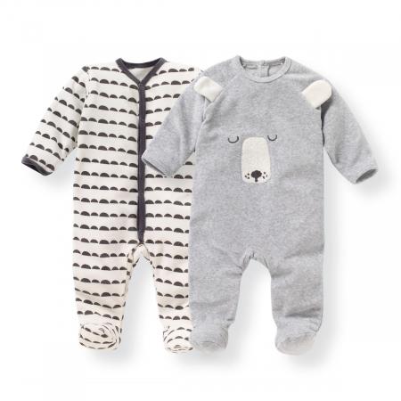 Des pyjamas de naissance