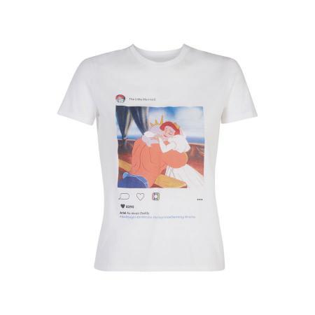 T-shirt met Ariel