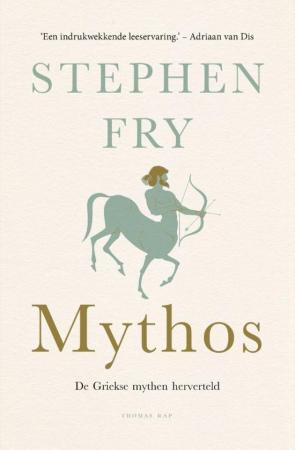 10. Mythos, Stephen Fry
