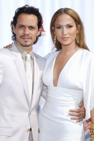 Jennifer Lopez en Marc Anthony
