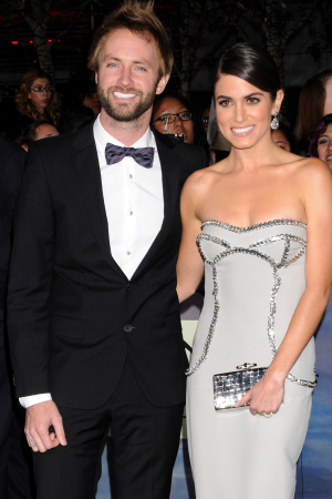 Nikki Reed en Paul McDonald