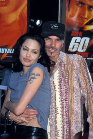Angelina Jolie en Billy Bob Thornton