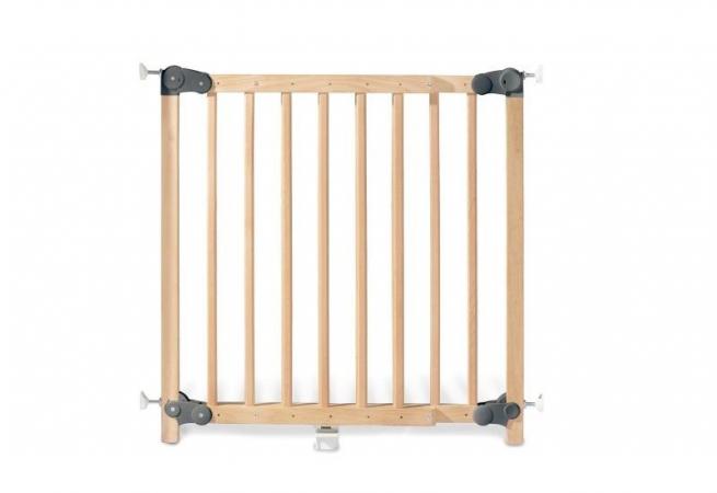 Des barrières de sécurité