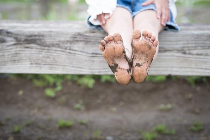 Le Sentier pieds nus – GOUVY