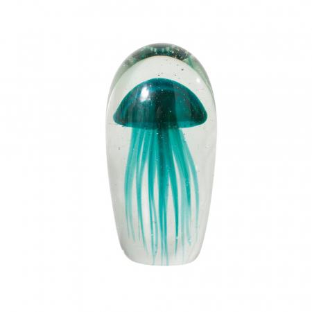 Maisons du Monde, méduse en verre soufflé