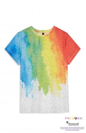 Primark x Stonewall Pride