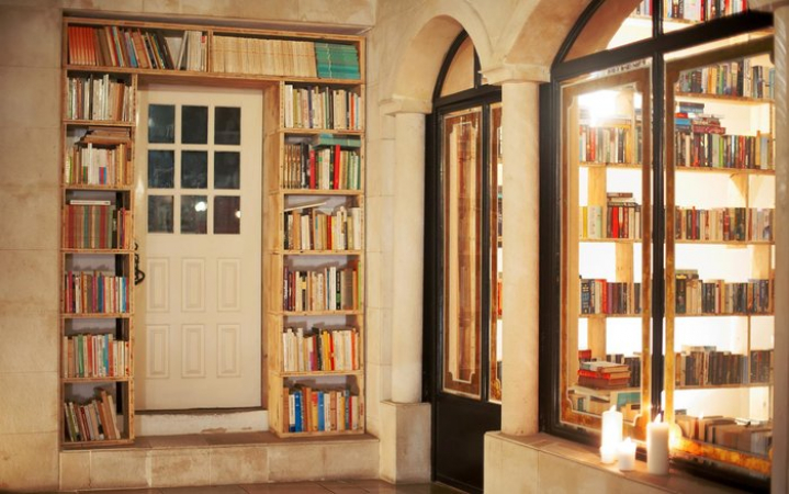The Literary Man Hotel