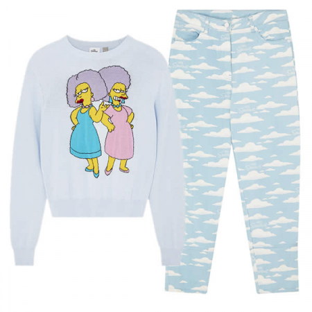 Asos x The Simpsons