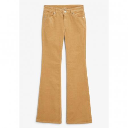 Monki, pantalon flare