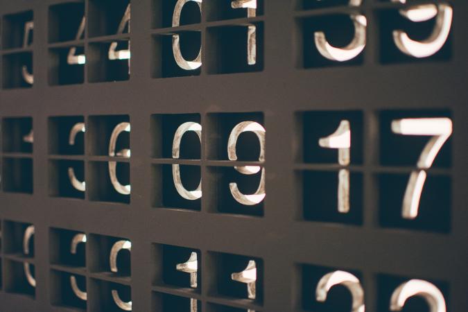 21. 2013 was het eerste jaar sinds 1987 dat bestond uit vier verschillende cijfers.